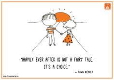 Its a choice.