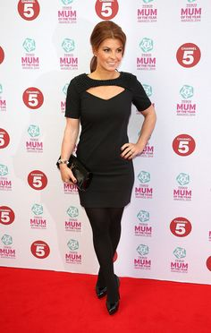 Coleen Rooney - The former TV host and columnist, and wife of English soccer player Wayne Rooney has an elegant and sophisticated style.