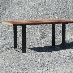 produktewerkstatt ruedi humbel produziert nachhaltige Produkte meist aus Altholz und Recyclingstahl Recycling, Dining Bench, Entryway Tables, Furniture, Home Decor, Old Wood, Steel, Homemade Home Decor, Table Bench