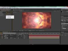 Time Vortex - Tutorial (Adobe After Effects CS6) - YouTube
