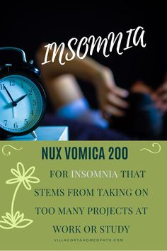 Falling back to sleep when you are suffering from insomnia can be difficult. If you are looking for a natural remedy, this homeopathic remedy can help you put a stop to sleepless nights, especially if your insomnia is related to work. Ways To Sleep, How To Sleep Faster, How To Get Better, Sleep Help, How To Get Sleep, Sleep Better, Natural Remedies For Insomnia, Insomnia Causes, What Helps You Sleep
