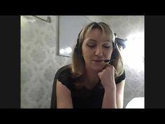 Вебинар по вышивке люневильским крючком от Виктории Бойко 5 октября 2016 - YouTube