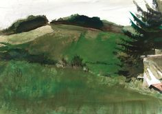 Andrew Wyeth - Spring at Kuerners at 1stdibs