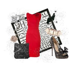 """High Society"" by renee-switzer on Polyvore"