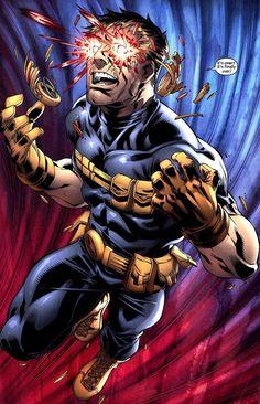 Cyclops: It's over!