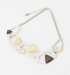 POPSUGAR Shopping: Another Edition AE Triangle necklace