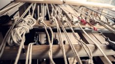 TEL·LER - Cordes http://jordipaulsart.wordpress.com/category/maquetes-teatrals/ #teatro #maquinaria #escenografia #mockup #maqueta