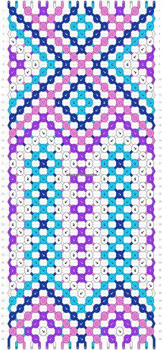 Normal pattern #26591 | BraceletBook