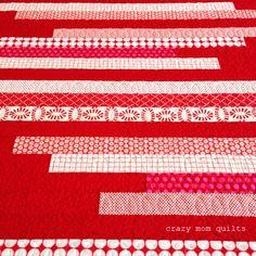 crazy mom quilts: Lines by Design blog hop