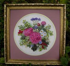 Gallery.ru / Фото #27 - Моя вышивка лентами-6 - pskov-sveta
