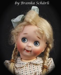 J.D.K. GOOGLY from Swiss Doll Studio