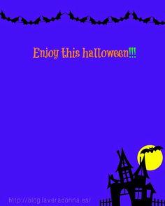 Enjoy this Halloween!