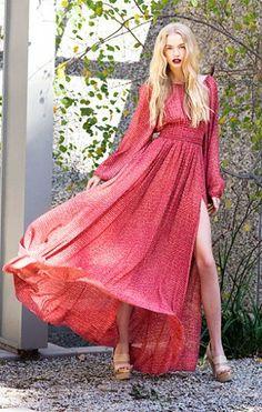 Beautiful maxi dress, I want it