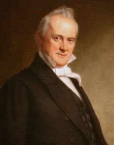 Famous Freemasons: President James Buchanan was Past Master of Lancaster Lodge No. Past District Deputy Grand Master of the Grand Lodge of Pennsylvania. Presidential Portraits, Presidential History, Past Presidents, American Presidents, Us History, American History, Famous Freemasons, James Buchanan, Clan Buchanan