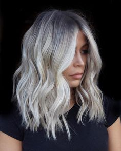 40 styles for blonde hair from short to medium length Ash Blonde Balayage blonde Hair length Medium short Styles Medium Hair Cuts, Medium Hair Styles, Curly Hair Styles, Medium Length Hair Blonde, Shoulder Length Hair Blonde, Sholder Length Hair Styles, Balayage Hair Blonde Medium, Medium Length Cuts, Blonde Lob