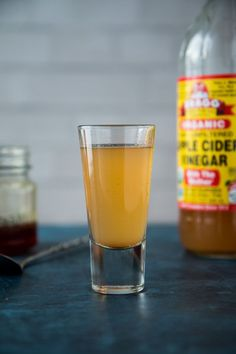 Apple Cider Vinegar Metabolism Booster | Will Cook For Friends