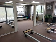 A shot of the Core Pilates studio in New Zealand!