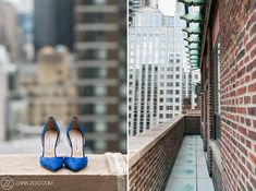 Chris & Kayla's Wedding - New York City Style Bride Shoes, Wedding Shoes, Wedding Prep, City Style, New York City, Destination Wedding, Zara, Wedding Photography, Inspire