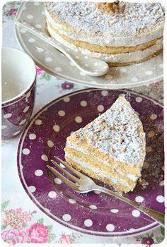torta alla ricotta con semi di papavero e noci