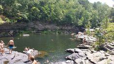 Hippie Hole in Fort Payne, Alabama