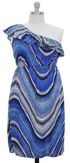 NEW Plus Size Trendy Spring & Summer  Dress #JonAnna  SIZES 1X and 2X AVAIL, sale $13.99 w/free ship