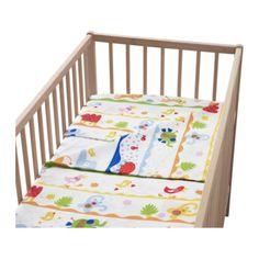 Ikea Baby Bettwäsche vitaminer trumma bettwäsche 2 tlg f baby ikea