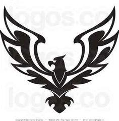 Royalty Free Black Eagle Logo By Seamartini Graphics 4163 Eagle Icon, Eagle Art, Eagle Wallpaper, Hd Wallpaper, Tribal Eagle Tattoo, Eagle Cartoon, Wings Logo, Tattoo Wings, Phoenix Art