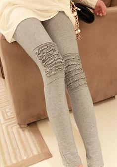 Shown Color: Grey   Available Color: Grey,Black,Orange   Fabric: Cotton   Available Size : One Size     Length: 88cm    Waist: 54-90cm    Hip:78cm