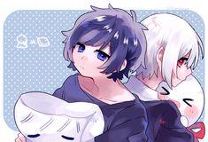 Anime Drawings Sketches, Cute Drawings, Vocaloid, Len Y Rin, Ayato Kirishima, Mermaid Melody, Manga Cute, Gekkan Shoujo, Kawaii Chibi