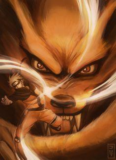 Kurmara & Naruto #Naruto