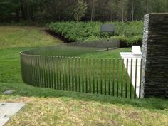 Stainless Steel Fence For A Chic Exterior Design!
