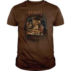 The Hobbit - Feast - #band shirt #hoodie refashion. ORDER NOW => https://www.sunfrog.com/Movies/The-Hobbit--Feast-Brown-Guys.html?68278