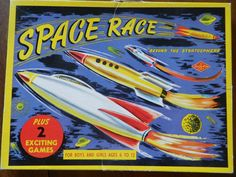 space race board game vintage retro atomic Just Peachy, Darling Retro Rocket, Games For Boys, Vintage Board Games, Wallpaper Space, Space Race, Vintage Silhouette, Widescreen Wallpaper, Just Peachy, Retro Toys