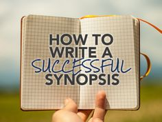 """How to Write a Successful Synopsis A synopsis is a summary of your manuscript. You get a chance to answer the question """"what's your novel about?"""" in one single-spaced page in an omniscient narrative voice. Writing Quotes, Fiction Writing, Writing Advice, Writing Help, Writing A Book, Writing Ideas, Grant Writing, Writing Workshop, Writing Practice"""