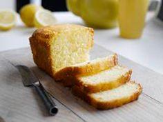 Lemon Madeira Cake - Glutafin gluten free recipes