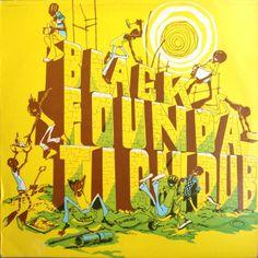 "Augustus ""Gussie"" Clarke - Black Foundation Dub (1976)"