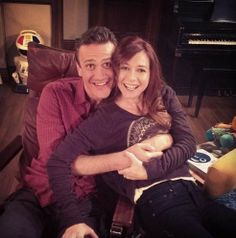 'How I Met Your Mother' Spin-Off: Alyson Hannigan Trying to Convince Jason Segel to Reprise Marshall Role? [PHOTOS] - Entertainment & Stars http://au.ibtimes.com/articles/503808/20130905/met-mother-spin-alyson-hannigan-jason-segel.htm#.UigluH_eJWm
