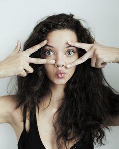 Well Dressed Vandals: Marina Nery - The VandalList Pretty People, Beautiful People, Marina Nery, Curly Hair Styles, Natural Hair Styles, Natural Beauty, Brazilian Models, Poses, Pretty Face