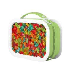 gummy bears lunchbox