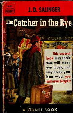 Catcher in the Rye - Collectible 1st | BARNER BOOKS - New Paltz