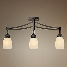 Pro Track® Valmont Collection 3-Light Adjustable Fixture