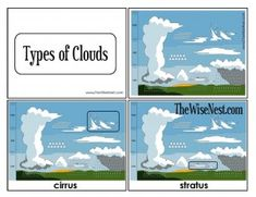 clouds cards