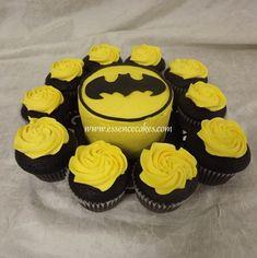 Essence of Cakes: Batman Cake