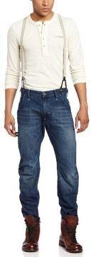 e7fc0fe5ff2 G Star G-Star Men's Arc 3D Loose Tapered Leg Jean in Medium Aged - ShopStyle