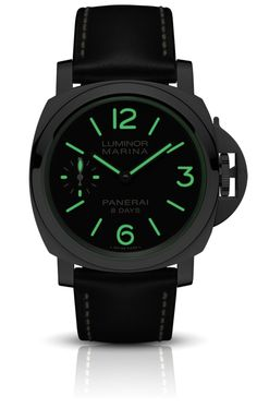 Luminor Marina 8 Days Acciaio - 44mm PAM00510 - Collection Luminor - Officine Panerai Watches