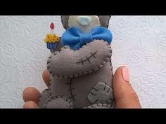 How To Make A Felt Teddy Bear - DIY Crafts Tutorial - Guidecentral
