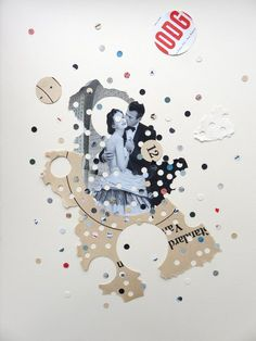 Lizzie Gill - He's The One (9 Mutual Friends), Work on Paper