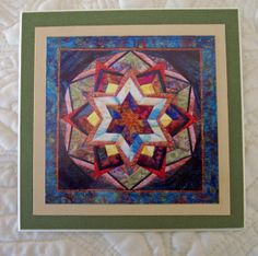 I just listed Photo Magnet Kaleidoscope Star on The CraftStar @TheCraftStar #uniquegifts