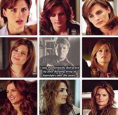 Becketts hair