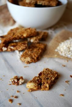 Homemade Granola Bars | Pass the Cocoa